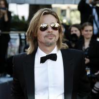 Brad Pitt in a Tux
