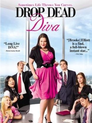 Drop Dead Diva Poster