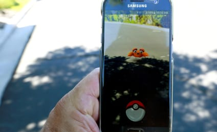 Pokemon GO Player Walks Right Into Body of Water