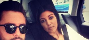 Kourtney Kardashian: She KNOWS Scott Disick is Cheating, Source Says