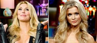 Brandi Glanville: Joanna Krupa's P--Sy Smells