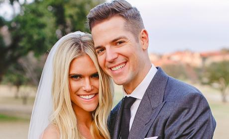 Lauren Scruggs and Jason Kennedy Photo