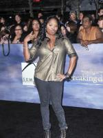 Shar Jackson at Breaking Dawn Premiere