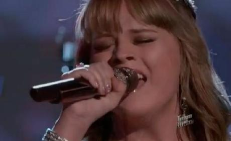 Holly Tucker - How Great Thou Art (The Voice Top 10)