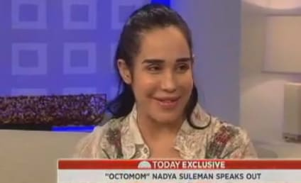 Nadya Suleman on Welfare: So Ashamed!