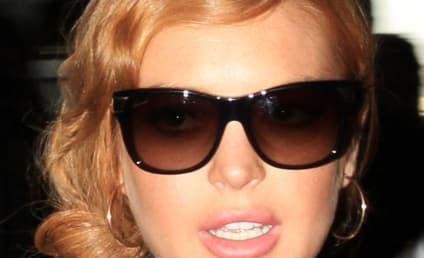Lindsay Lohan to Visit Late Show Next Week