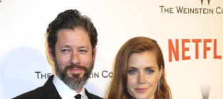 Amy Adams and Darren LeGallo Photo