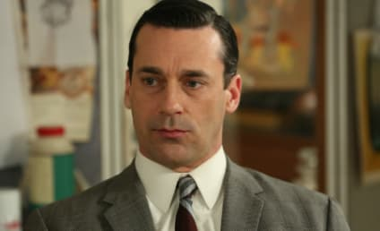 "Mad Men Review: Making it Through ""The Crash"""
