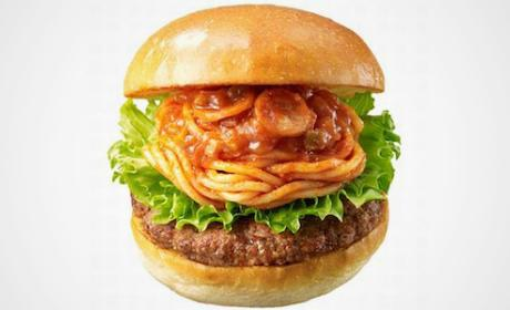 13 Weird Burgers You Have to Try: It's a Party In Your Mouth!