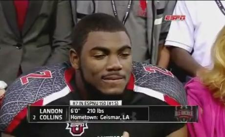 Landon Collins Commits to Alabama Over LSU, Mom Far From Pleased
