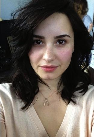 Demi Lovato No Makeup
