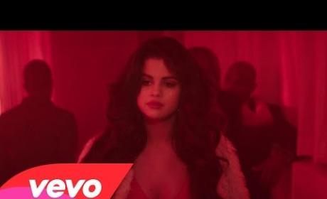 "Selena Gomez Seduces Zedd in Official ""I Want You to Know"" Music Video"