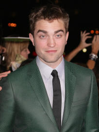 R. Patt at Breaking Dawn 2 Premiere