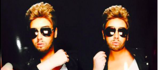 Adele: Unrecognizable in George Michael Costume!