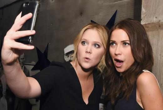 Amy Schumer and Kaitlyn Bristowe