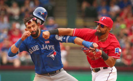 You've Never Seen a Baseball Fight Like THIS Before