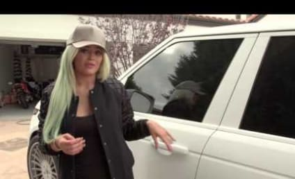 Kylie Jenner Shows Off FOUR Really Expensive Cars: Watch!