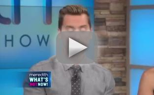 Lance Bass Opens Up About Sexual Harassment