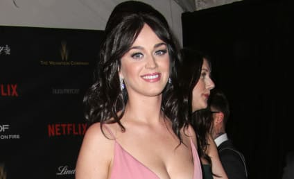 Orlando Bloom: Rejected By Katy Perry at the Golden Globes?!