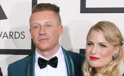 Macklemore and Tricia Davis: Married!