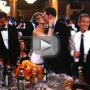 Nicholas Hoult Kisses Jennifer Lawrence at Golden Globes: OMG!