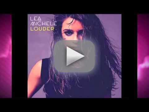 Lea Michele Album Preview
