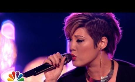 "Tessanne Chin: ""If I Were Your Woman"" - The Voice"