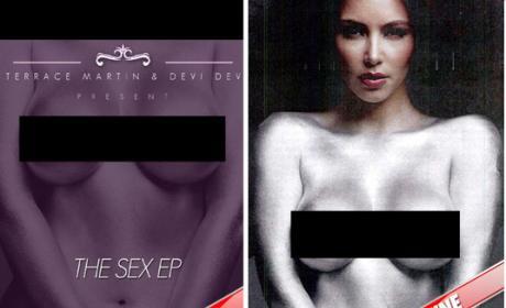 Kim Kardashian Demands Removal of Illegal Boob Usage