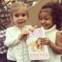 Penelope Disick and North West Support Khloe Kardashian