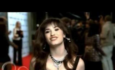 Demi Lovato LaLa Land Music Video