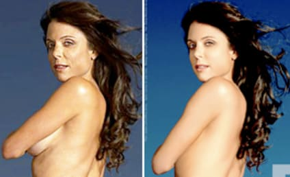 Bethenny Frankel Defends Naked Body, PETA Ad