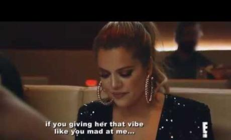 Keeping Up with the Kardashians Clip - Khloe Gets Kaught
