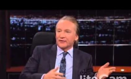 Bill Maher: Chris Kyle is a Psychopath!
