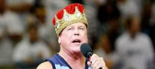 Jerry Lawler in Stable Condition Following On-Air Cardiac Arrest