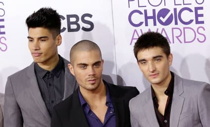 The Wanted Reality Show: Coming to E!