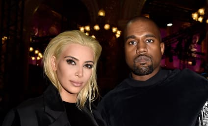 """Kanye West: """"Smitten"""" with Kris Jenner! Not In Love With Kim!"""