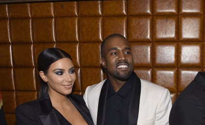 Kim Kardashian Shares Bizarre Story of Fighting With Kanye at Chrissy Teigen's Wedding