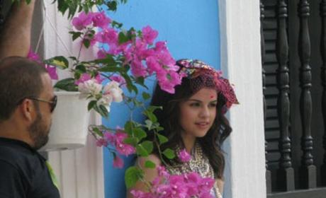 A Flower Girl