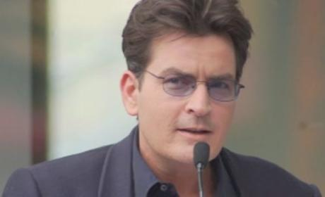 Lindsay Lohan to Charlie Sheen: Thanks, But ...