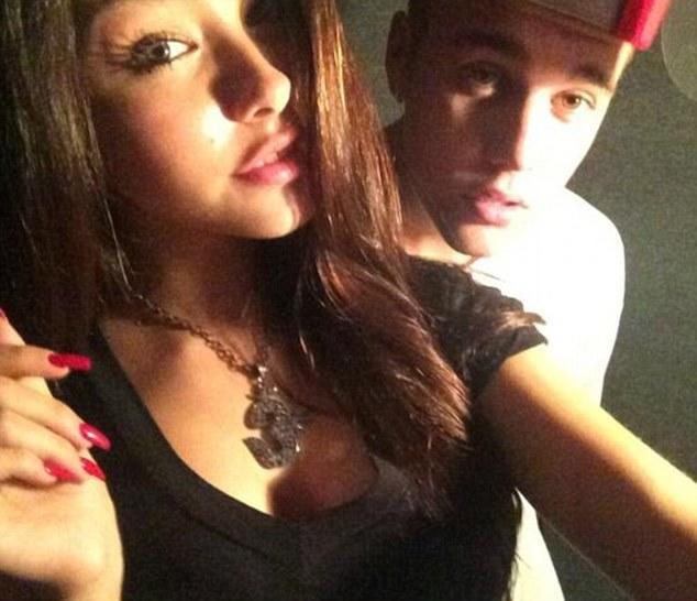 Madison Beer, Justin Bieber