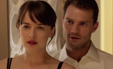 Fifty Shades Darker Trailer: No Rules, All Shower Sex