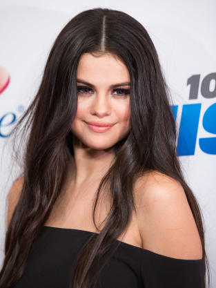 Selena Gomez at the Jingle Ball