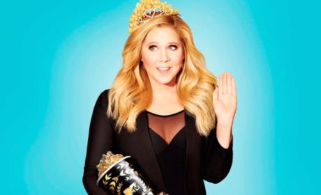 What grade would you give Amy Schumer as MTV Movie Awards host?