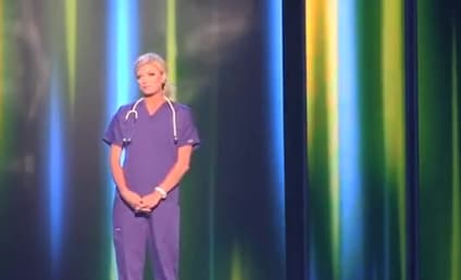 The View Co-Hosts Mock Miss America Nurse Monologue