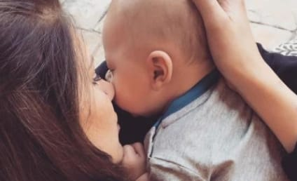 Louis Tomlinson, Briana Jungwirth Respond to Fake Baby Rumors