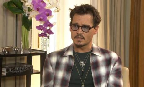 Johnny Depp Shades Leonardo DiCaprio in New Interview: He Was a Punk Kid Hiding From His Mom!