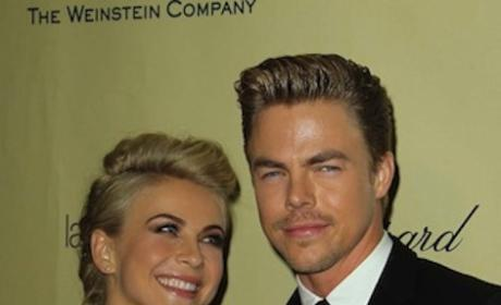 Julianne and Derek Hough to Create New Dance Show