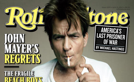 Charlie Sheen Admits: I Was Never Winning