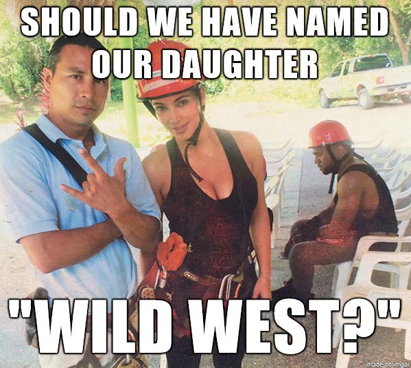 Wild West?
