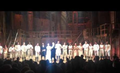 Hamilton Cast Pays Tribute to Prince